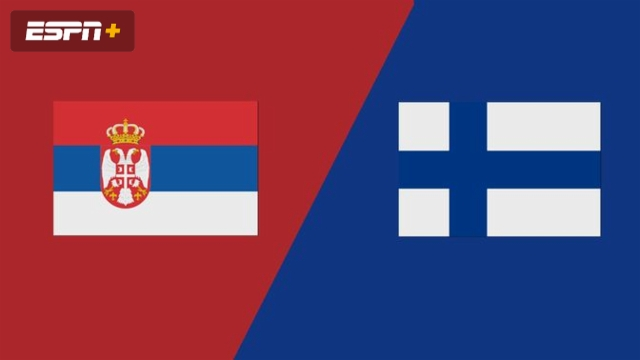 Serbia vs. Finland