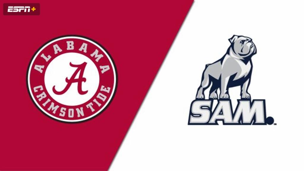 Alabama vs. Samford (Baseball)