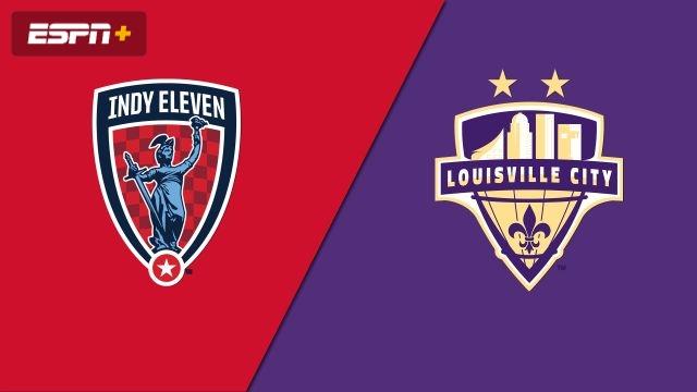 Indy Eleven vs. Louisville City FC (USL Championship)