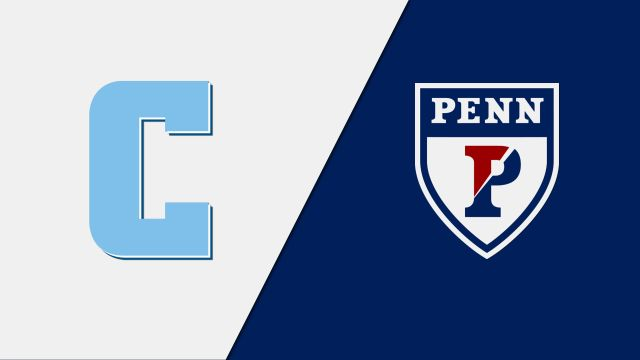 Columbia vs. Pennsylvania (W Basketball)