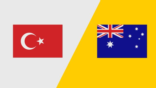 Turkey vs. Australia (Group Phase)