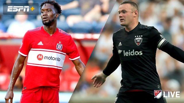 Chicago Fire vs. D.C. United (MLS)