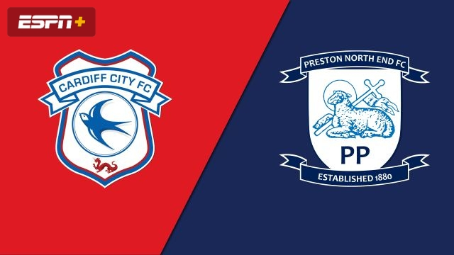 Cardiff City vs. Preston North End (English League Championship)