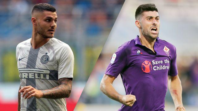 Internazionale vs. Fiorentina (Serie A)