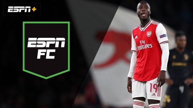 Thu, 10/24 - ESPN FC