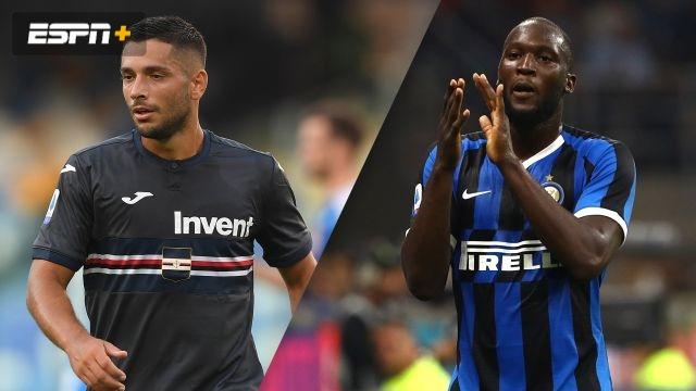 Sampdoria vs. Inter (Serie A)