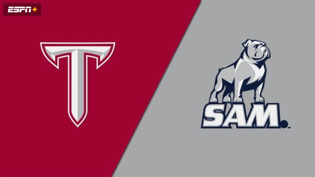 Troy vs. Samford (W Basketball)