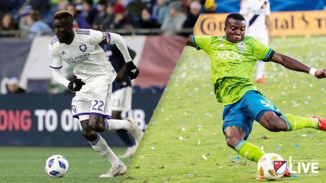 Orlando City SC vs. Seattle Sounders FC
