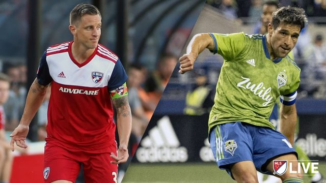 FC Dallas vs. Seattle Sounders FC (MLS)
