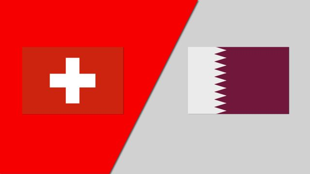 Switzerland vs. Qatar