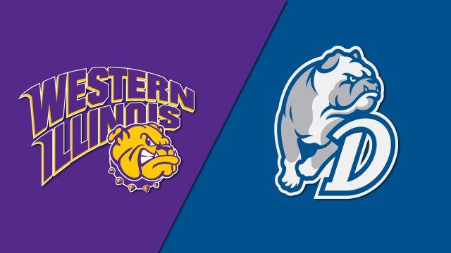 Western Illinois vs. Drake (M Soccer)