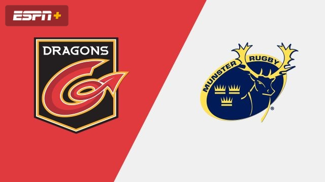 Dragons vs. Munster (Guinness PRO14 Rugby)