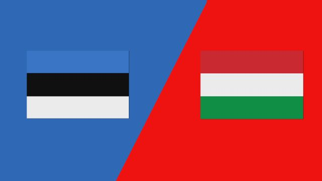 Estonia vs. Hungary (UEFA Nations League)