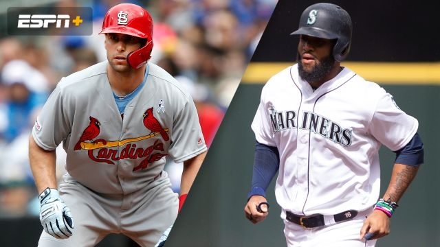 St. Louis Cardinals vs. Seattle Mariners