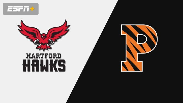 Hartford vs. Princeton (W Basketball)