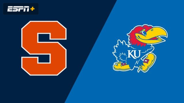 Syracuse vs. Kansas (W Volleyball)