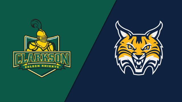 #12 Clarkson vs. #6 Quinnipiac (M Hockey)
