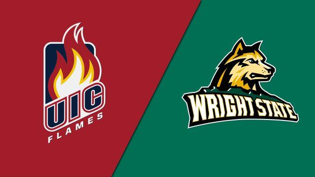 UIC vs. Wright State (Baseball)