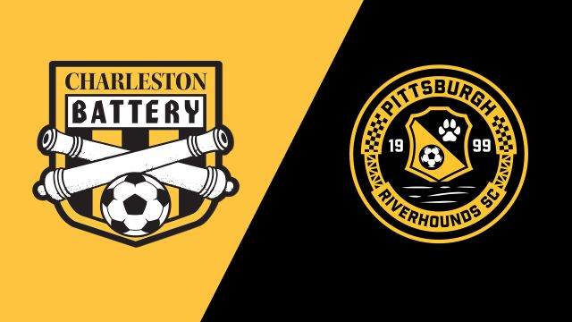 Charleston Battery vs. Pittsburgh Riverhounds SC