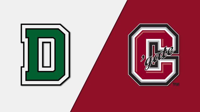 Dartmouth vs. #9 Colgate (W Hockey)