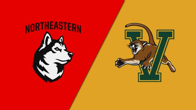 Northeastern vs. Vermont (M Basketball)
