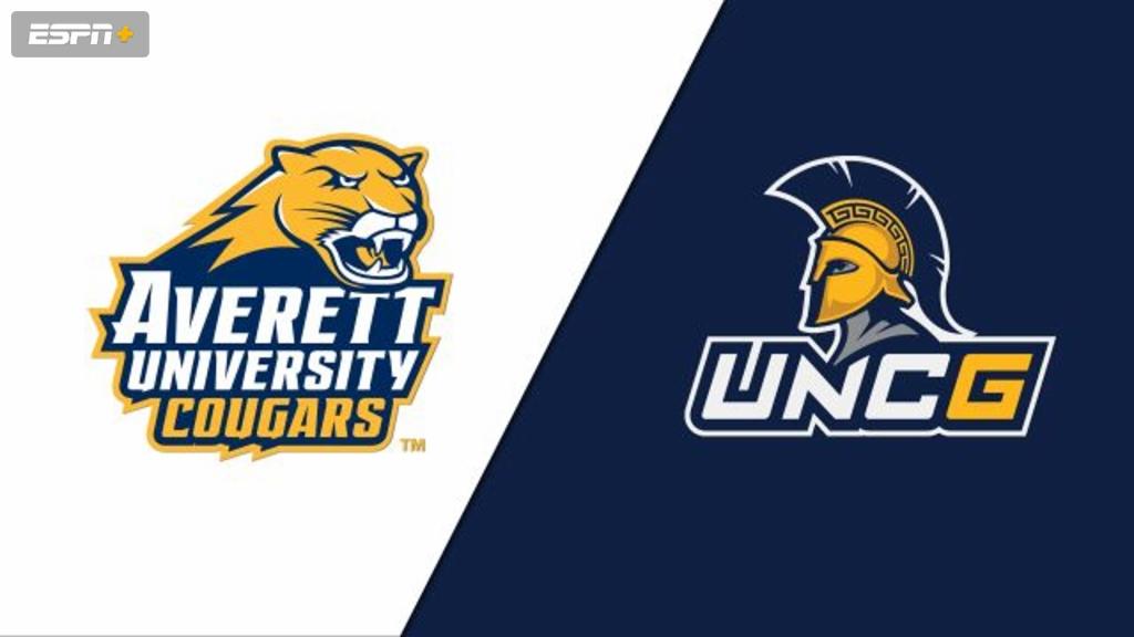Averett vs. UNC Greensboro (M Basketball)