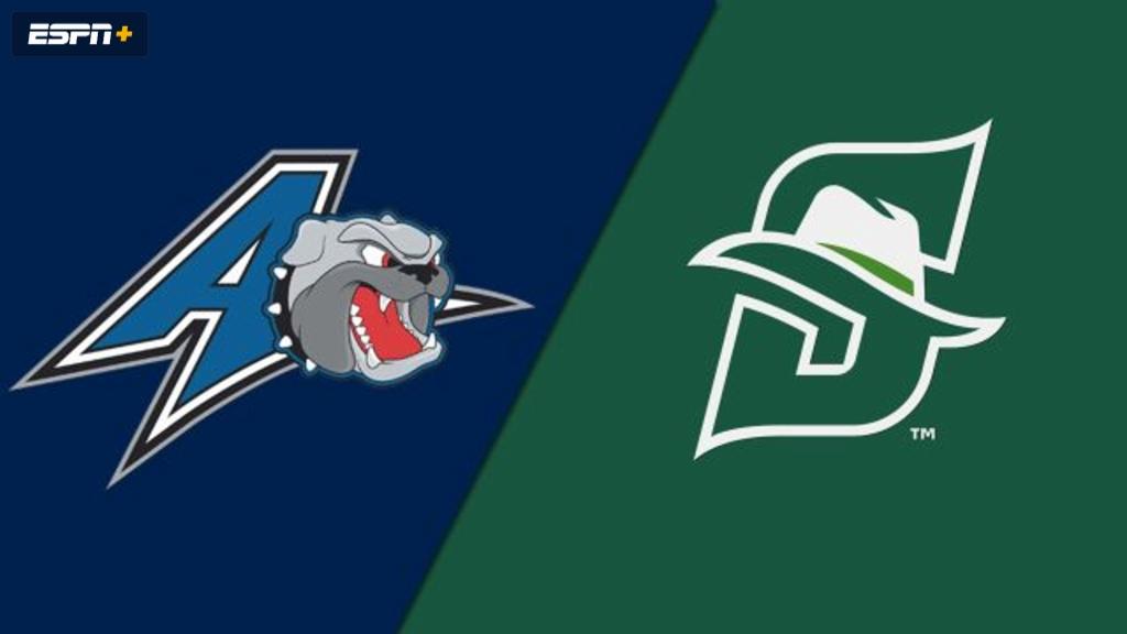 UNC Asheville vs. Stetson (M Basketball)