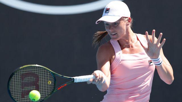 (9) Bertens vs. Pavlyuchenkova (Women's Second Round)