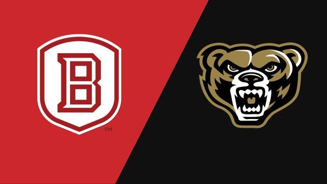 Bradley vs. Oakland (M Soccer)