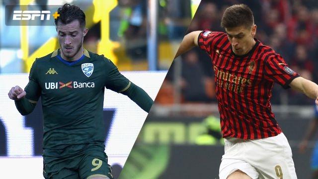 Brescia vs. AC Milan (Serie A)