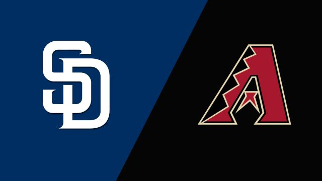San Diego Padres vs. Arizona Diamondbacks