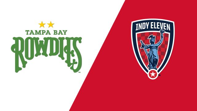 Tampa Bay Rowdies vs. Indy Eleven