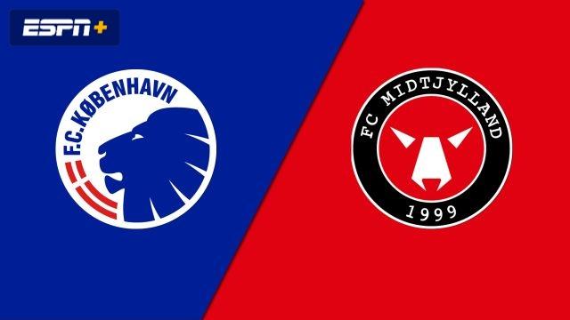 FC Kobenhaven vs. FC Midtylland (Danish Superliga)