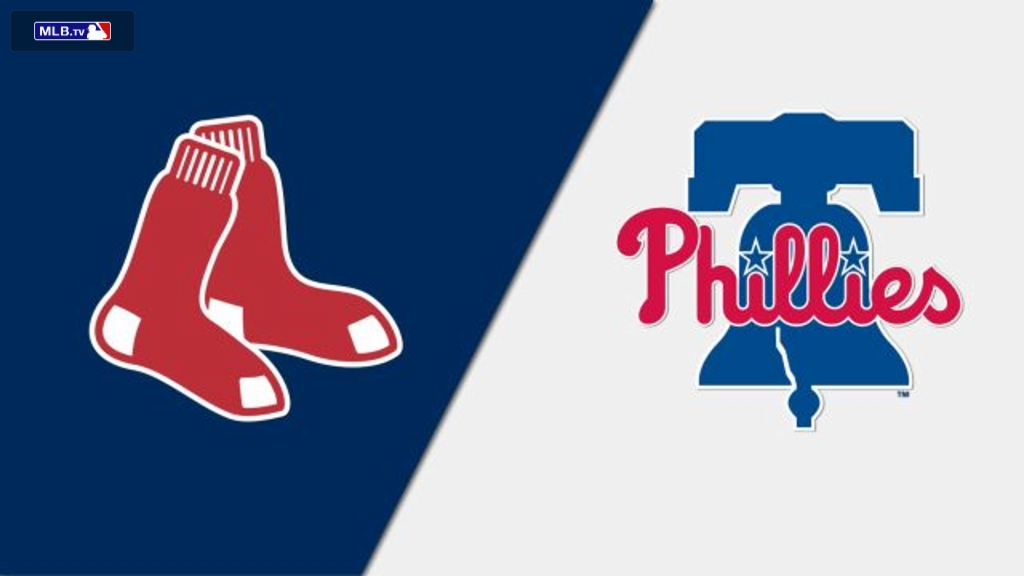 Boston Red Sox vs. Philadelphia Phillies
