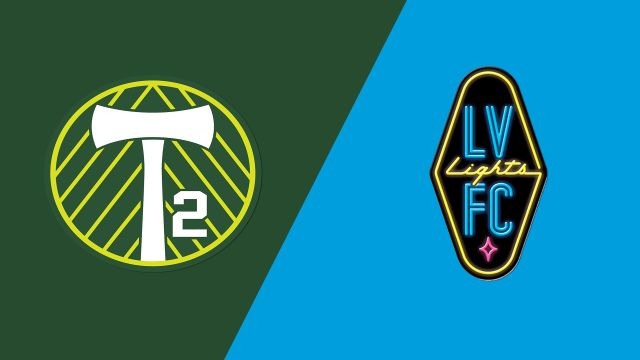 Portland Timbers 2 vs. Las Vegas Lights FC