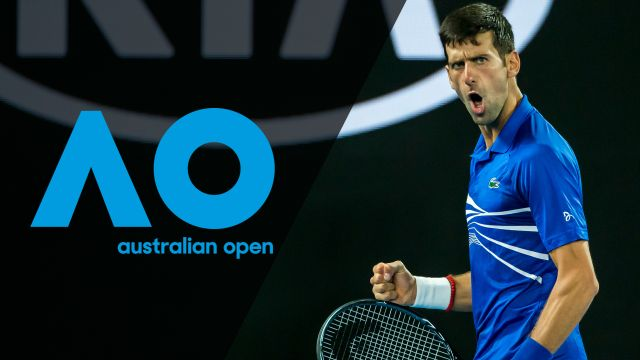Fri, 1/25 - Australian Open Highlight Show