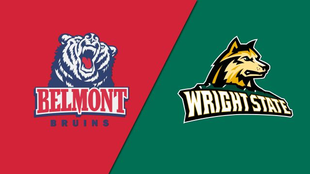 Belmont vs. Wright State (W Basketball)