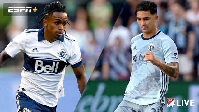 Vancouver Whitecaps FC vs. Sporting Kansas City (MLS)