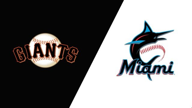 San Francisco Giants vs. Miami Marlins