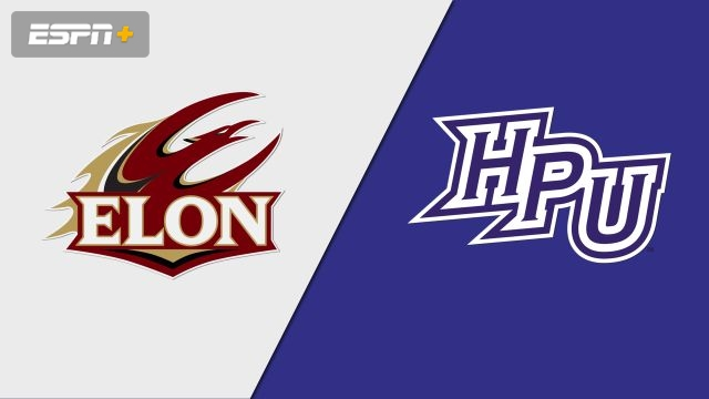 Elon vs. High Point (M Basketball)