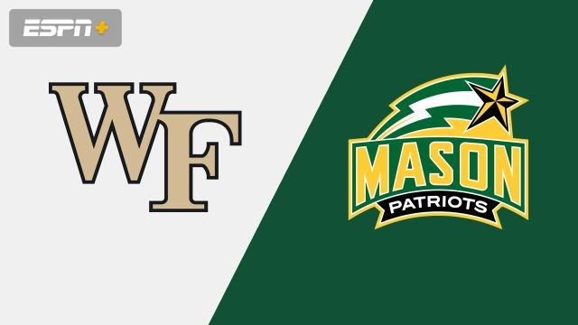 Wake Forest vs. George Mason (W Volleyball)