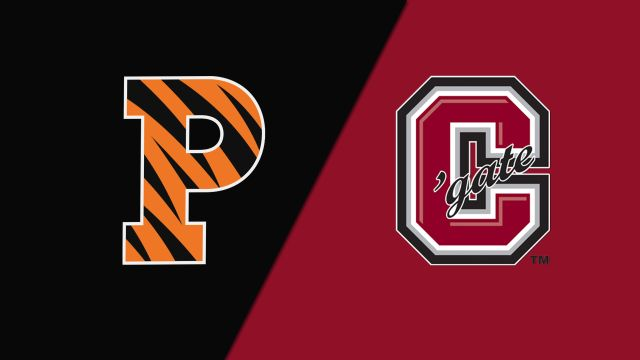 #9 Princeton vs. Colgate (M Hockey)