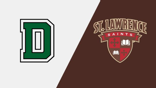 Dartmouth vs. St. Lawrence (M Hockey)