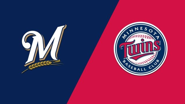Milwaukee Brewers vs. Minnesota Twins
