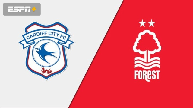 Cardiff City vs. Nottingham Forest (English League Championship)