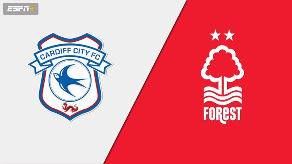 Cardiff City vs. Nottingham Forest (English League Championship)