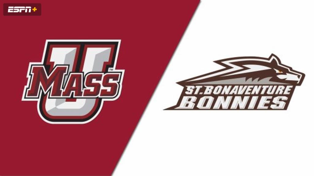 UMass vs. St. Bonaventure (M Basketball)