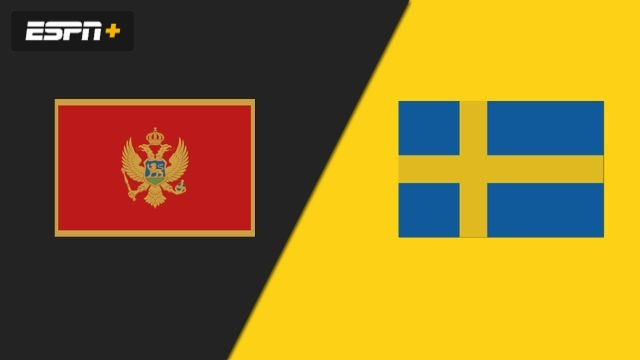 Montenegro vs. Sweden (Group Phase) (FIBA Women's EuroBasket 2019)