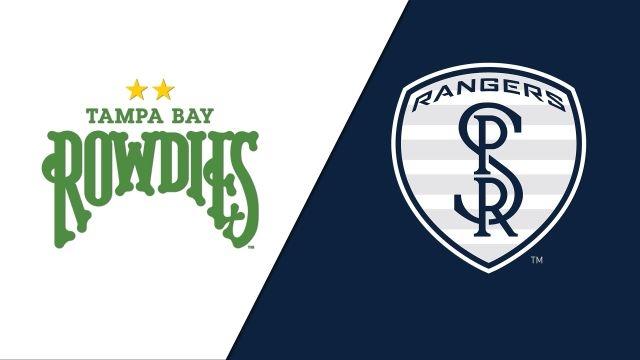 Tampa Bay Rowdies vs. Swope Park Rangers (USL Championship)