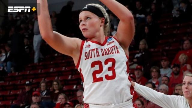 North Dakota State vs. #21 South Dakota (W Basketball)